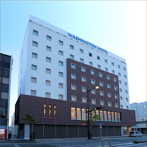 ホテル外観 JR木更津駅東口より徒歩1分