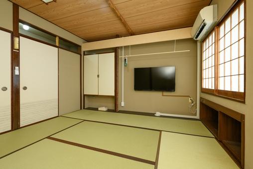 【禁煙】和室1〜4名様(バス・トイレなし)