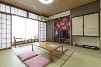 伊勢型紙の伝統工芸にも触れることが出来る!菊の部屋