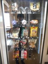 2Fフリースペースに有る食品自販機です♪※内容変更有