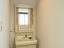 和室1~6名様(バス・トイレなし)洗面台