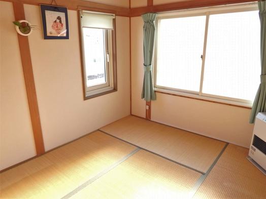 和室4.5畳間素泊まり秋プラン