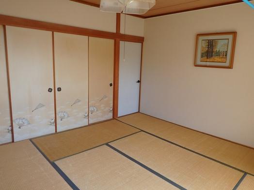 和室10畳間素泊まり秋プラン