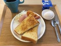 朝食(オプション)