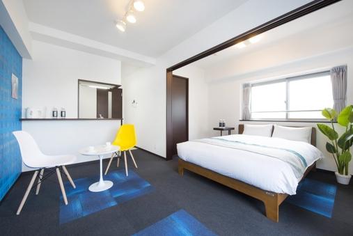 Superior Room<キャナルシティが目の前の部屋>