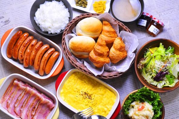 【秋冬旅セール】【楽天ポイント10倍】朝食ビュッフェ付きスタンダードプラン