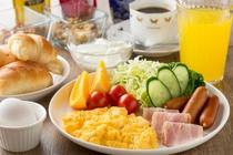 【朝食ビュッフェ】洋食イメージ