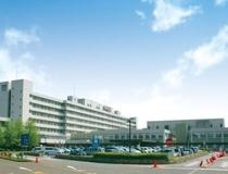【福井大学付属病院】県内最大の病院。当ホテルは病院から一番近い宿泊施設になります。