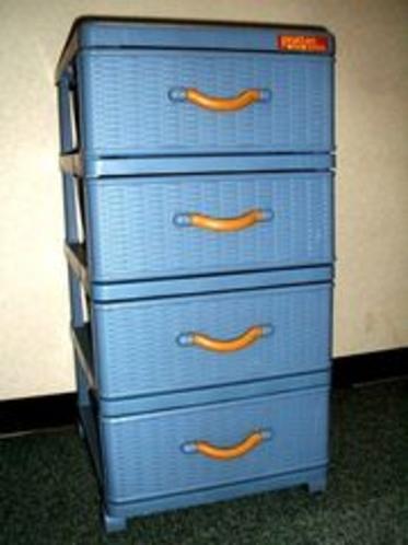 長期滞在者にうれしい収納BOX。