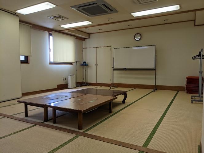 2階『華の間』① 会議及び宴会場