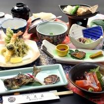 季節感を大切にし、石川に来たからこその味わいを提供致します。