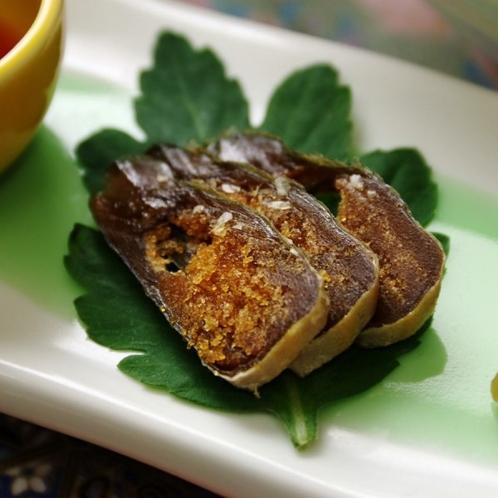 鮎の粕漬け。郷土料理です♪