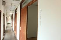 館内 客室廊下