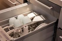 西陣北あじさいキッチン食器洗浄機