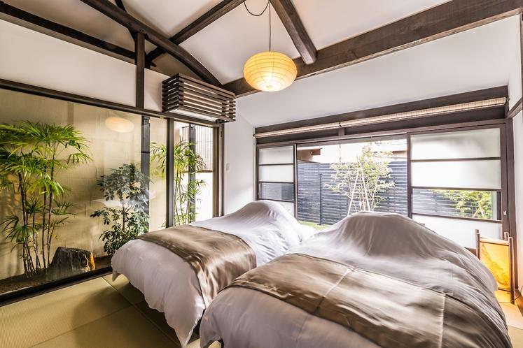 千草 ベッドルーム