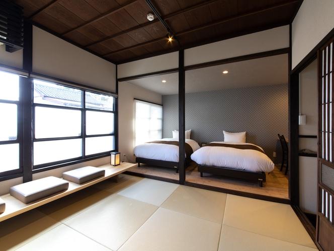 撫子 2階ベッドルーム