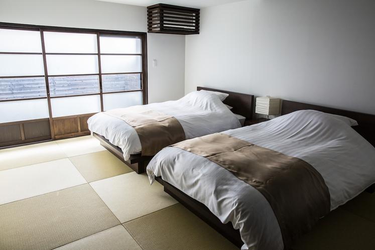 竜胆 ベッドルーム