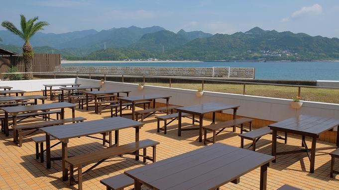 【BBQプラン】夏季限定◆今年の夏は海辺のテラスで特製BBQを楽しもう☆