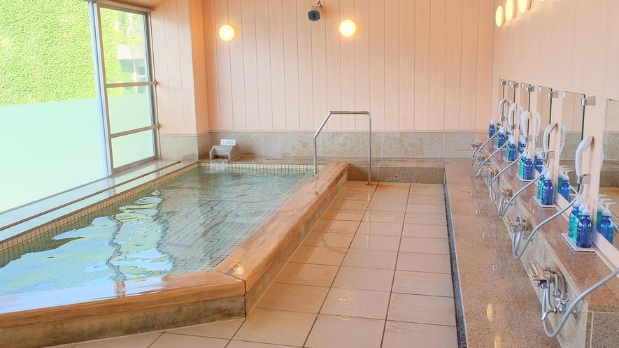 大浴場(女湯)「古代檜の湯」