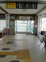 JR紀伊勝浦駅よりホテルまで