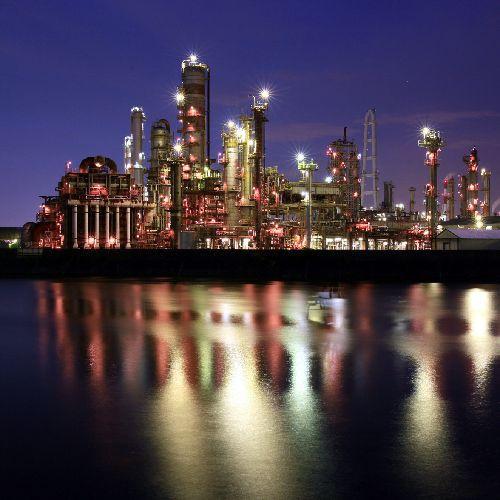 四日市工場夜景(画像提供:四日市観光協会)