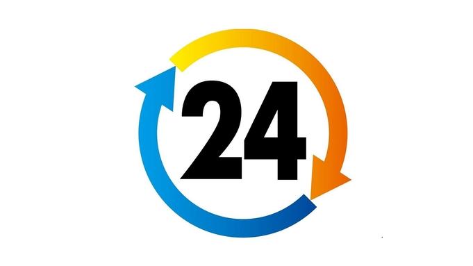 【24時間ステイプラン】 〜イン12時アウト12時まで〜お昼までゆったり!素泊まり