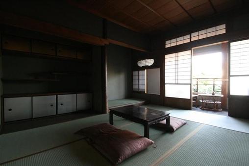 小豆 庭側2階|個室(2名定員・洗面・お手洗なし)|和室