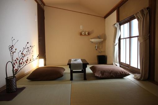 若草 2階|個室(2名定員・洗面・お手洗なし)|和室