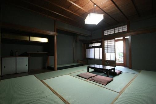 淡藤 庭側1階|個室(4名定員・洗面・お手洗)|和室
