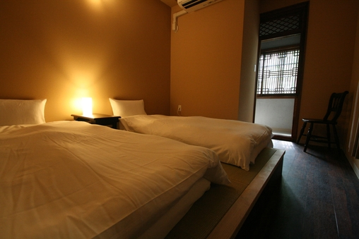 煤竹 庭側1階|個室(2名定員・洗面・お手洗)|和室