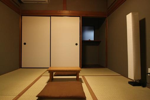 若草 1階|個室(2名定員・洗面なし・お手洗なし)|和室