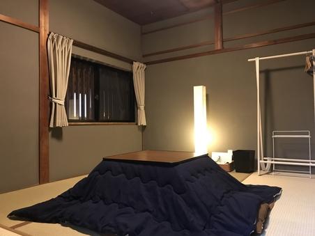 小豆 2階|個室(2名定員・洗面お手洗なし)|和室