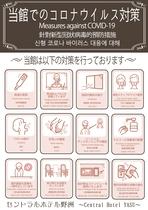 【コロナ対策】当館の施策