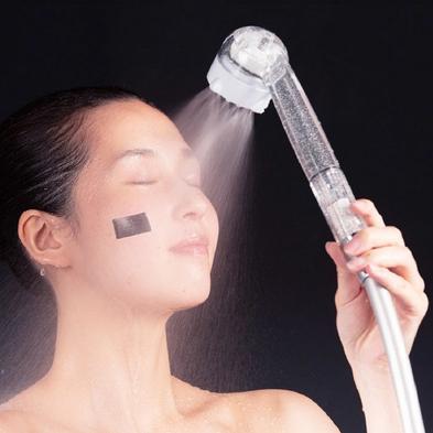 【客室で美容体験】まるで美顔器の様なシャワーヘッド「ミラブル」を体験!24時間ステイプラン 朝食付き
