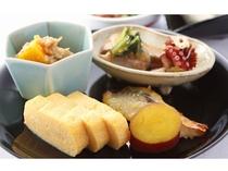 和食も人気な朝食は、朝6時30分から。