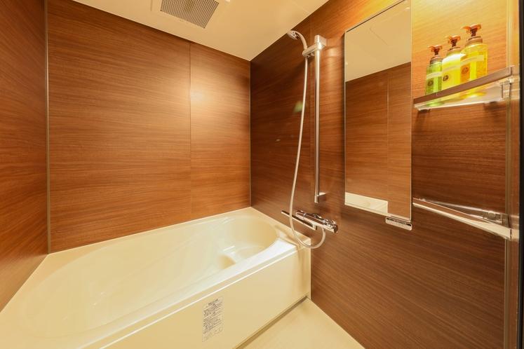デラックスツインルーム バスルーム
