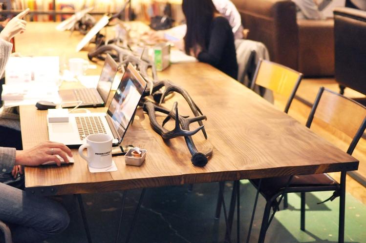 大テーブル 写真