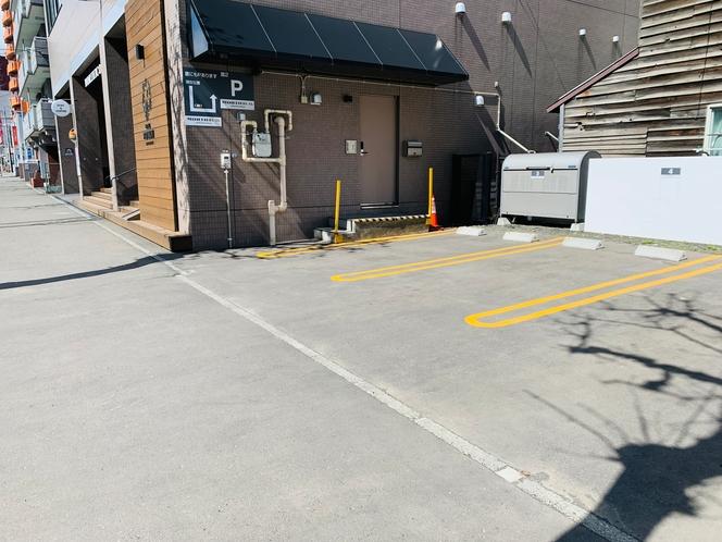 駐車場 表3台分 カスタマイズページ用