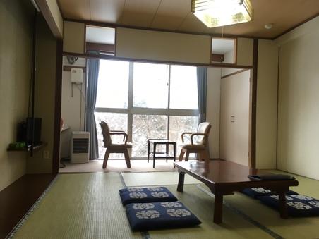 [個室]別館2F4人部屋