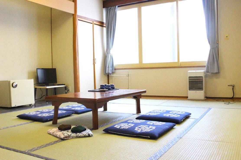 【新館】和室4人部屋