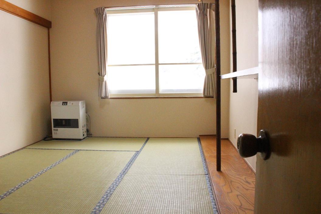 【ゲストハウス館】和室2人部屋