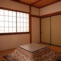*和室8畳一例/6畳~10畳のお部屋を人数によってご用意いたします。