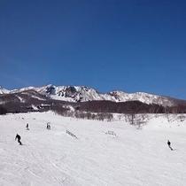 *周辺観光/妙高杉ノ原スキー場 当館より徒歩約3分