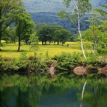*周辺観光/夏でもさわやかな気候の笹ヶ峰は当館より車で約20分。