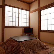 *和室6畳一例/6畳~10畳のお部屋を人数によってご用意いたします。