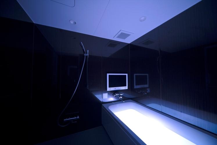 212号室の浴室