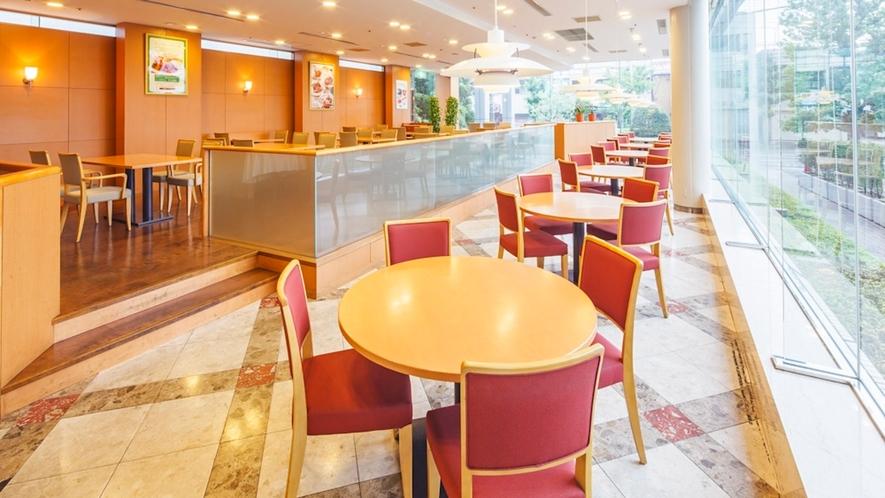 1階◆カフェテラス ウィステリア◆