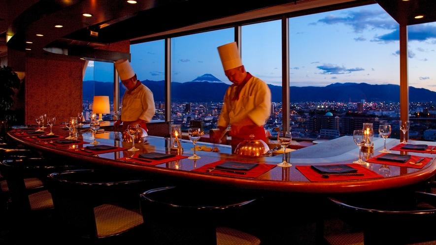 13階◆鉄板焼レストラン 欅[KEYAKI] ◆