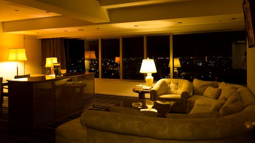 【富士山側ロイヤルスイート】11階 130㎡特別室フロア