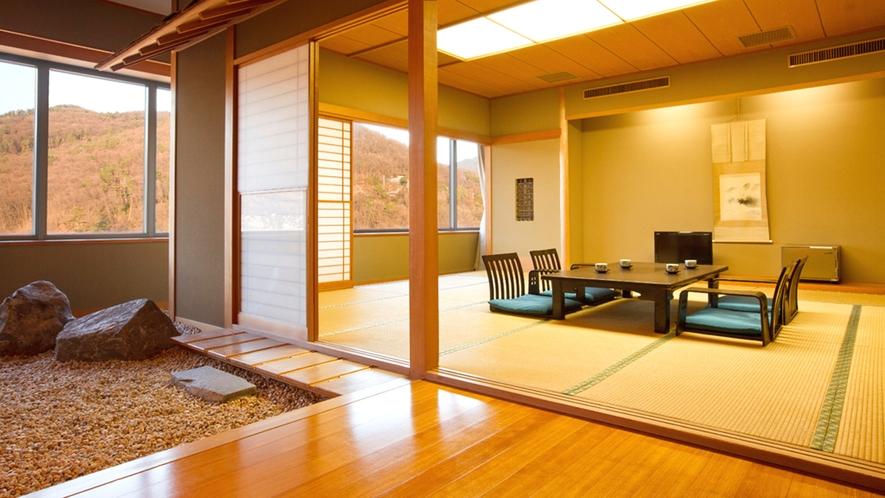 【和室特別和室】12階特別室フロア